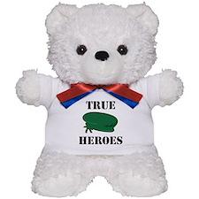 True Heroes Green Beret Teddy Bear