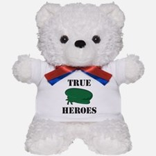 True Heroes Green Beret Teddy Bear