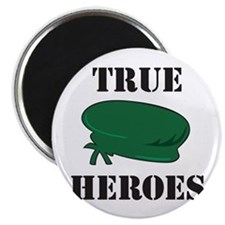 "True Heroes Green Beret 2.25"" Magnet (10 pack)"