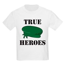 True Heroes Green Beret T-Shirt