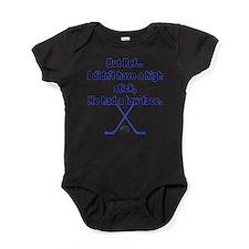 Cool Hockey canada Baby Bodysuit