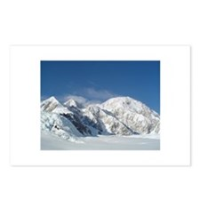 Funny Mount everest summit Postcards (Package of 8)
