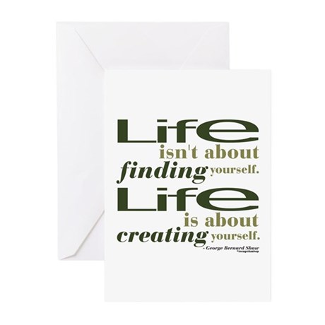 Shaw Life Greeting Cards (Pk of 20)