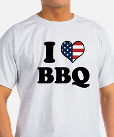 4th of July BBQ T-Shirt