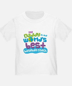 Baseball Coach Gifts for Kids T
