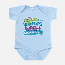 Baseball Coach Gifts for Kids Infant Bodysuit