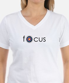 focus Ash Grey T-Shirt