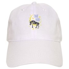 Great Dane Merle Twinkle Baseball Cap