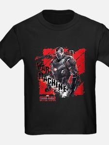 War Machine Red - Captain Americ T