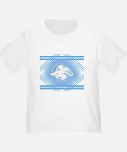 Sky Blue Football Soccer T-Shirt