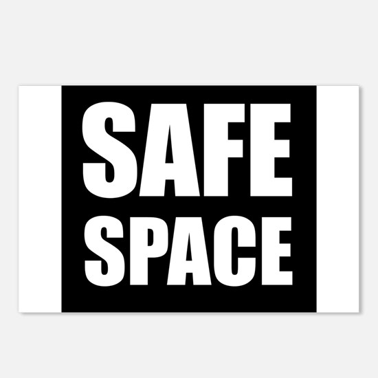 Safe Space Postcards (Package of 8)