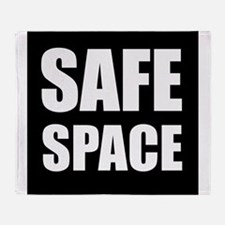 Safe Space Throw Blanket