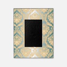 Elegant Damask Design Picture Frame