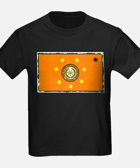 Cherokee Nation Flag T-Shirt