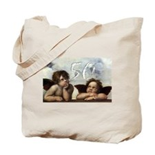 Raphael 50th Tote Bag