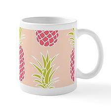 Pineapple Pattern Mugs