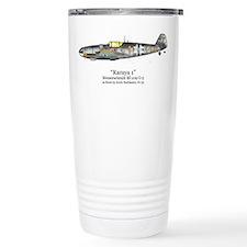 Cute On two Travel Mug