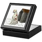 Dog (Parsons) Keepsake Box