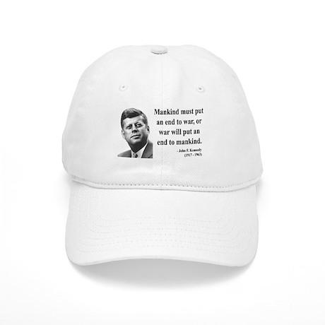 John F. Kennedy 2 Cap