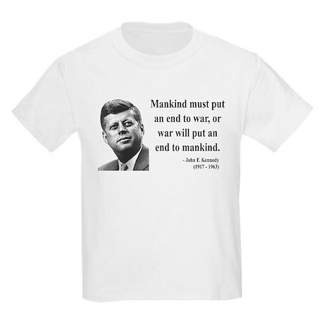 John F. Kennedy 2 Kids Light T-Shirt