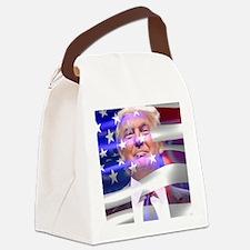 Unique Politics government Canvas Lunch Bag