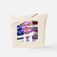 Cute Republican party Tote Bag