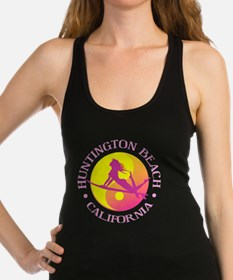Cute Beach bum Racerback Tank Top