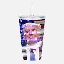 trump 2016 Acrylic Double-wall Tumbler