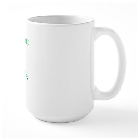 Have you Beered? Large Mug