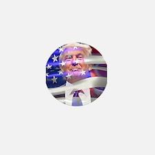 trump 2016 Mini Button