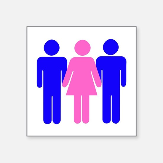 3some female.jpg Sticker