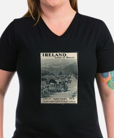 Vintage poster - Ireland T-Shirt