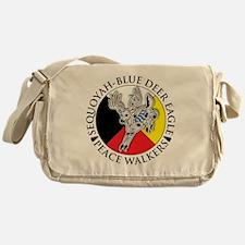 Funny Indigenous Messenger Bag