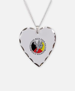 Funny Indigenous Necklace