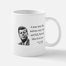 John F. Kennedy 3 Mug