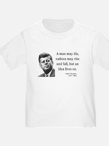John F. Kennedy 3 T