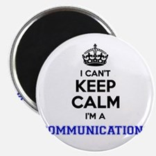 Communications I cant keeep calm Magnets
