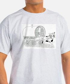 Gypsy Wagon Color Your Own T-Shirt