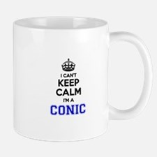 Conic I cant keeep calm Mugs
