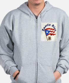 Unique Countries regions cities Zipped Hoody