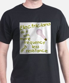 Electicians T-shirts and Gift Ash Grey T-Shirt