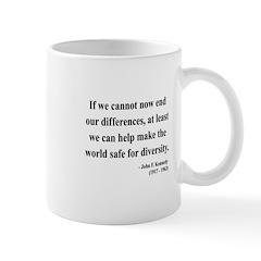 John F. Kennedy 4 Mug