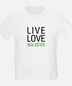 Live Love Real Estate T-Shirt
