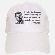 John F. Kennedy 5 Baseball Baseball Cap