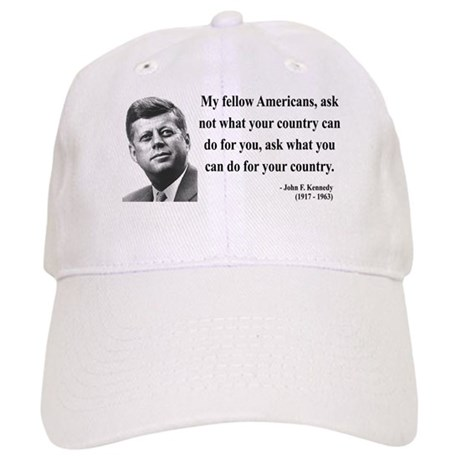 John F. Kennedy 5 Cap