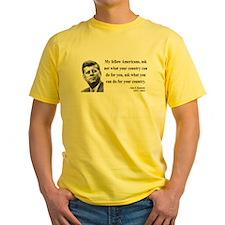 John F. Kennedy 5 T