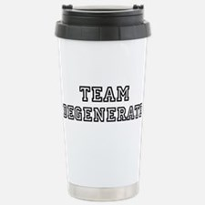 Cute Team design Travel Mug
