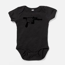 Cute Luke skywalker Baby Bodysuit