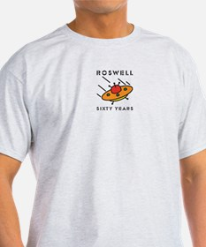 The 1947 Roswell UFO incident T-Shirt