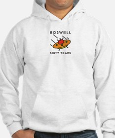 The 1947 Roswell UFO incident Hoodie